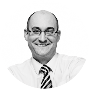 Keith Peters, Head of Resourcing at Huntswood